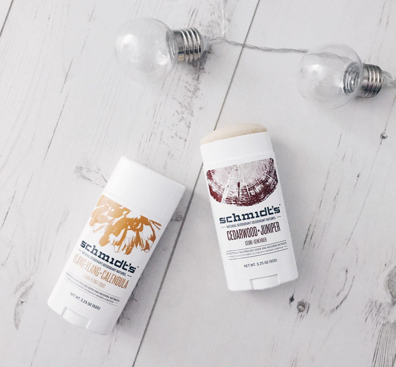 deodorant schmidt's