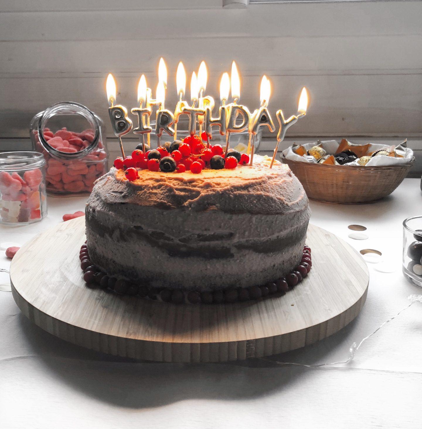 28 choses sur moi - anniversaire
