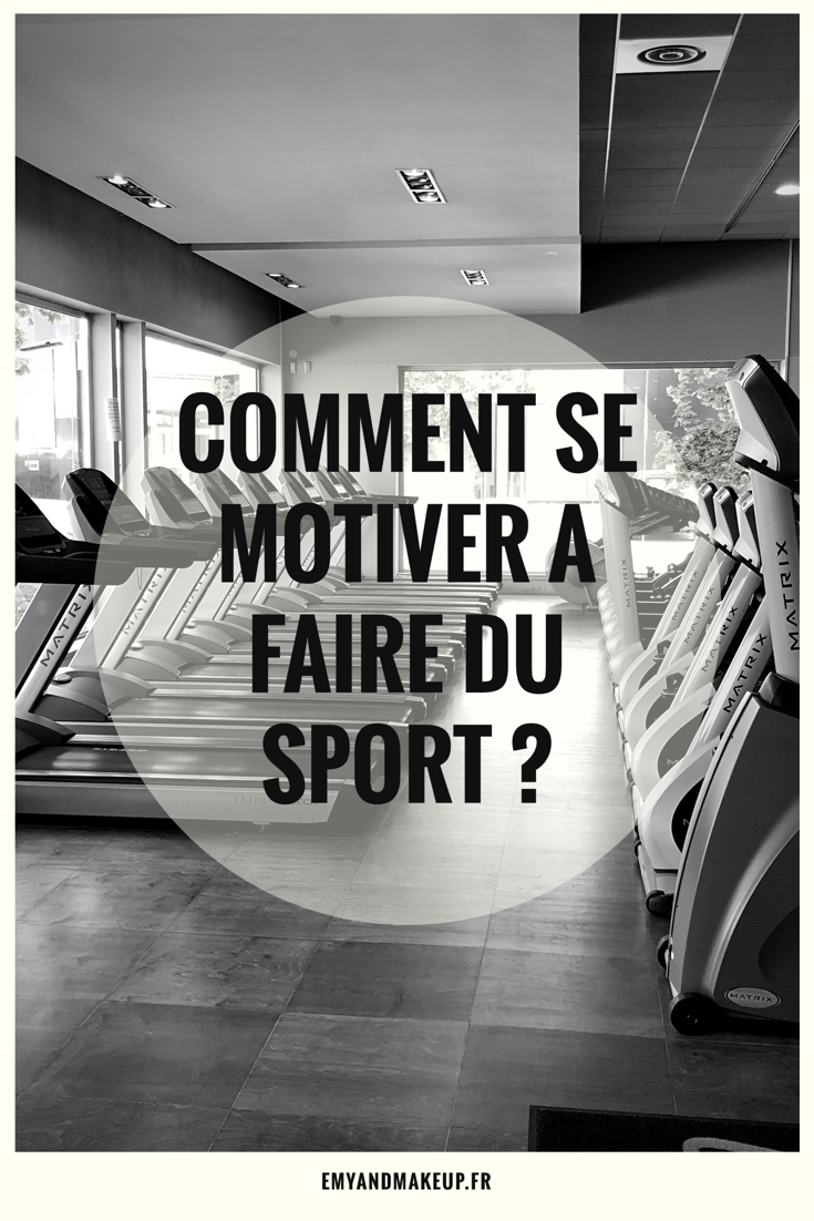 Comment se motiver à faire du sport ?